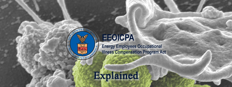 EEOICPA Part B Cancer Causation