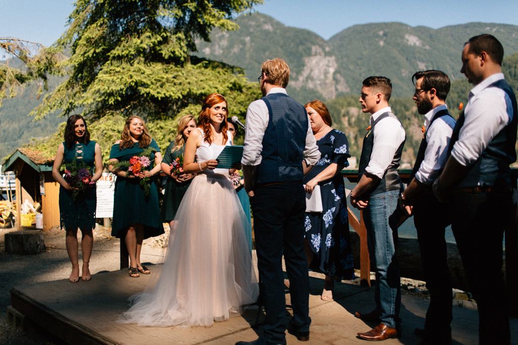 Camp Jubilee Wedding