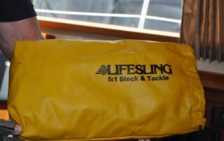 Lifesling - Man Overboard Lifting System