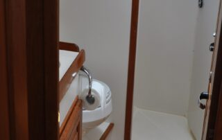 Head Shower Compartment