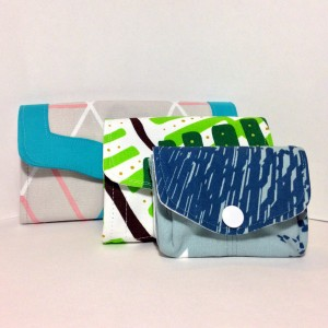 Necessary Clutch Wallet family handmade in peterborough