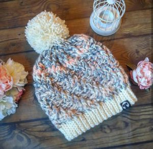 Crochet Slouchy Toque Hat By Wooly Maple