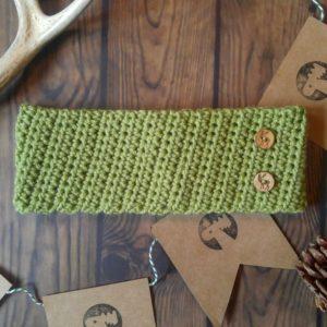 Moosetracks Headband Pattern By Wooly Maple