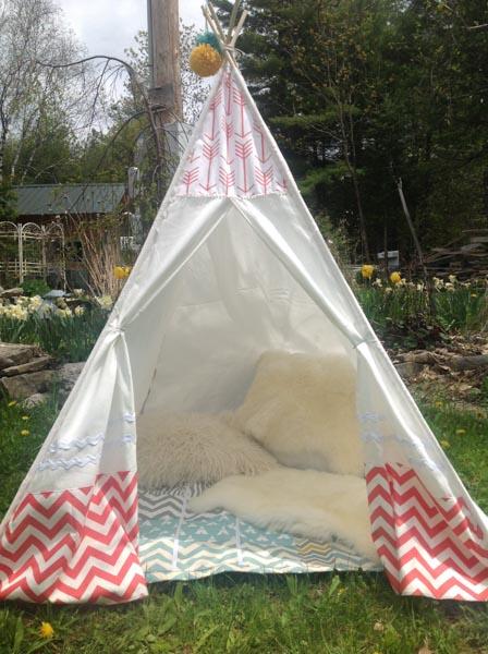PTBO Makes - Stoney Lake Textiles - The Little Bird Designs