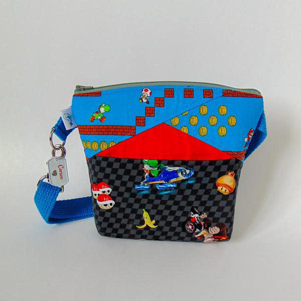 Mario Day Case - The Little Bird Designs - Front