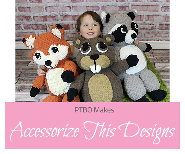 PTBO Makes - Accessorize This Designs - The Little Bird Designs feature