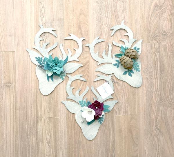 PTBO Makes - Ellebury - The Little Bird Designs Deer