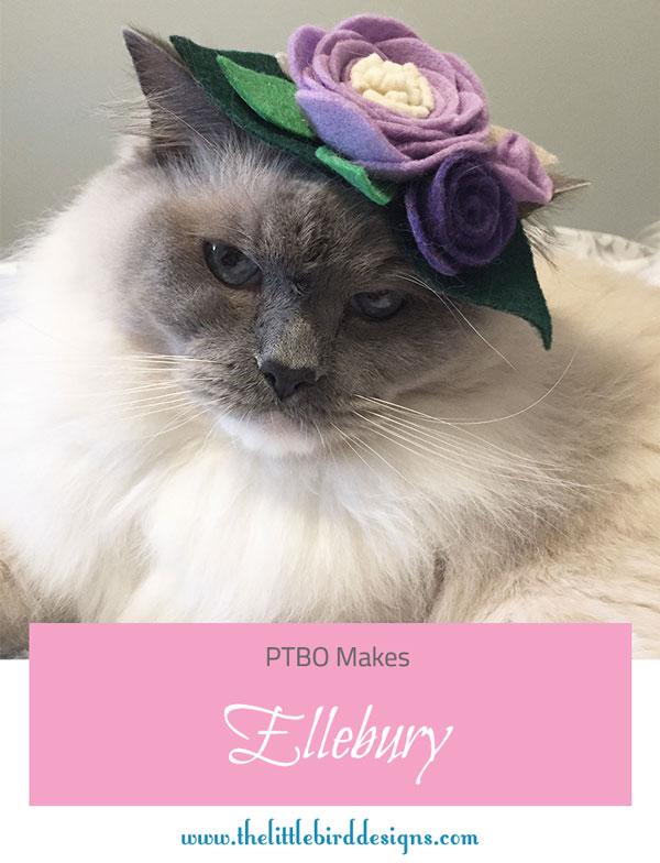 PTBO Makes - Ellebury - The Little Bird Designs