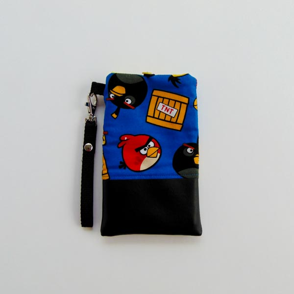 Angry Birds Indigo Pouch