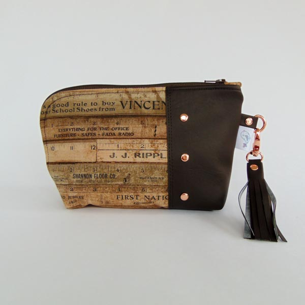 Rulers Turnabout Pouch