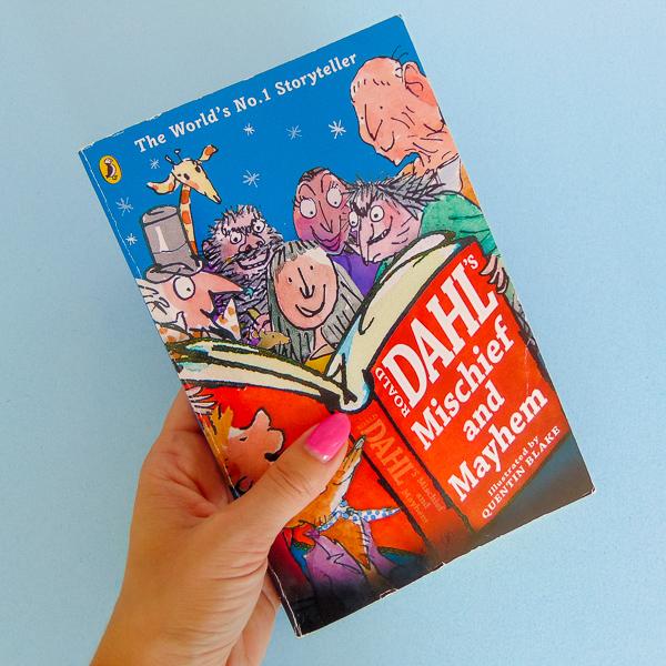 Mischeif and Mayhem - Roald Dahl Day 2018 - The Little Bird Designs