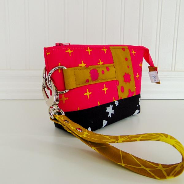 Classic Clutch Side Strap - The Little Bird Designs