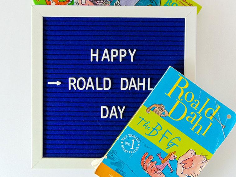 Roald Dahl Day 2018 - The Little Bird Designs - feature