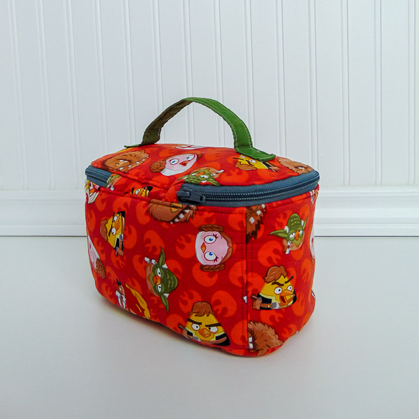 Angry Birds Lunch Bag - The Little Bird Designs