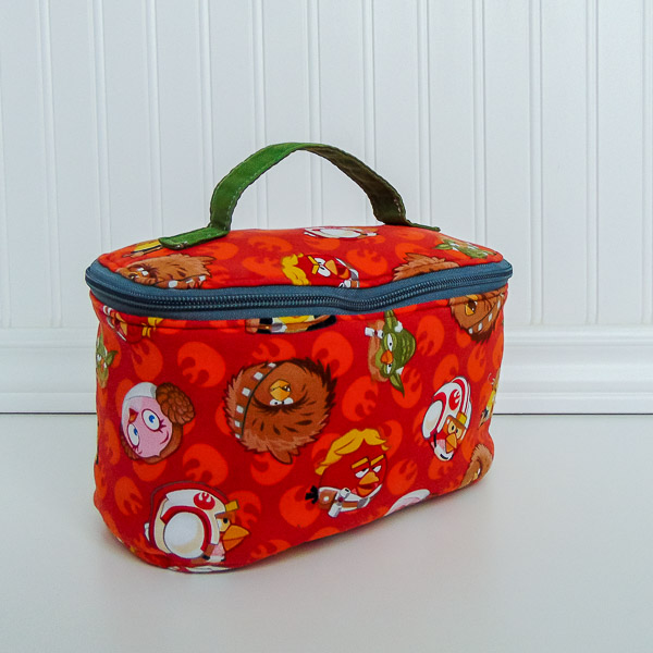Bree's Box Toiletry Bag Lunch Bag - The Little Bird Designs