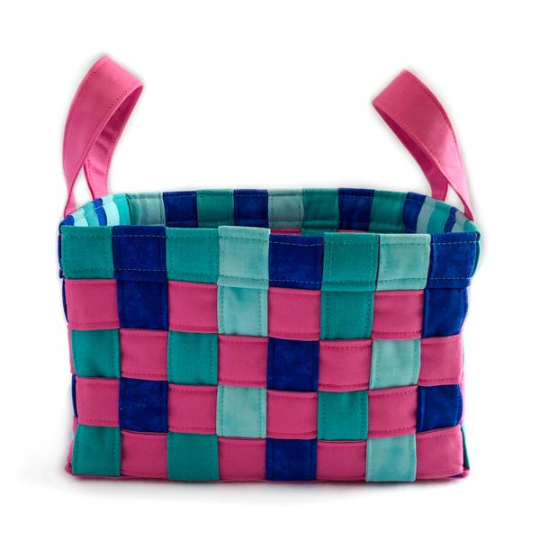 Little Woven Basket - The Little Bird Designs