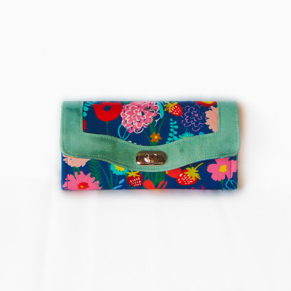 Flowers and Berrys Necessary Clutch Wallet - Shop - The Little Bird Designs