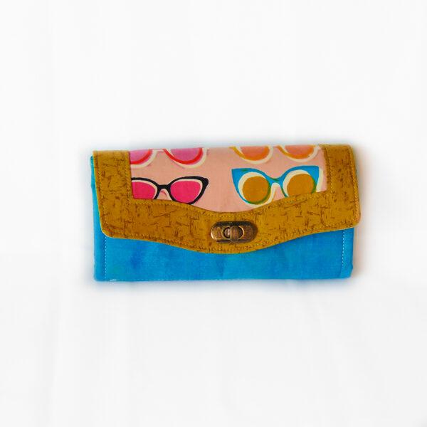 Glasses Necessary Clutch Wallet - Shop - The Little Bird Designs