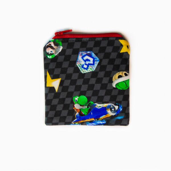 Mario Kart Pouch - Shop - The Little Bird Designs