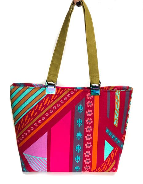 Miss Maggie - Beginner Bag Patterns that aren't Boring! - The Little Bird Designs