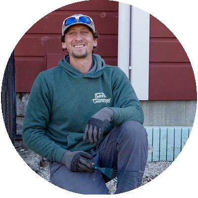 Paul, Berkshire Greenscapes Foreman