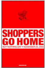 buy nothing day - shabbat