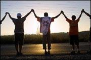 Conga for Gaza!