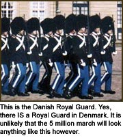 Danes! Watch Out!