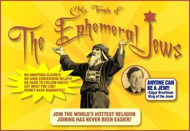 be a jew!