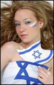 Hottness in Israel