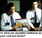 Uh Oh. Mormons. Run!