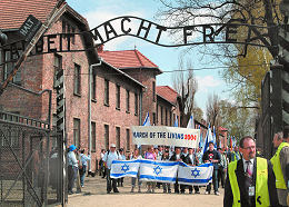 Believe it or not, I went to Auschwitz to get over a bad breakup.