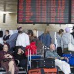 Volcano delays passengers at Ben Gurion