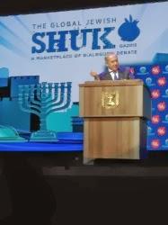 Israel's Prime Minister Netanyahu