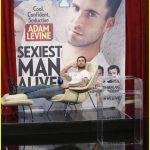 Levine Accepts Award
