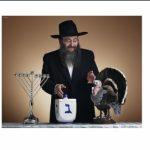 Chabad Rabbi Pardons a Stand-in Turkey