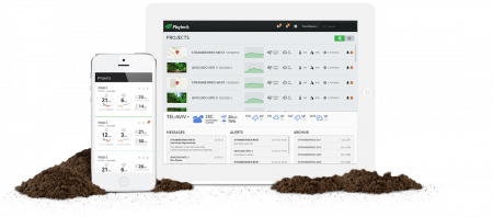 Phytech's Crop Monitor