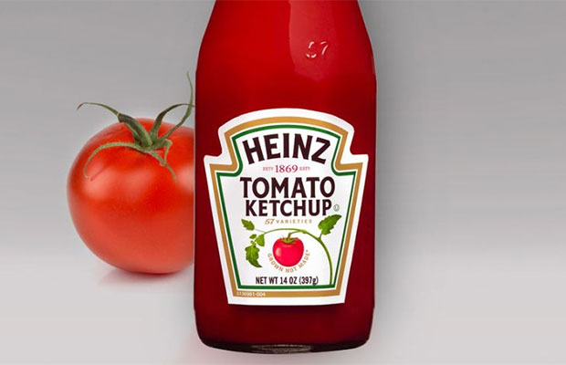 Heinz not Ketchup