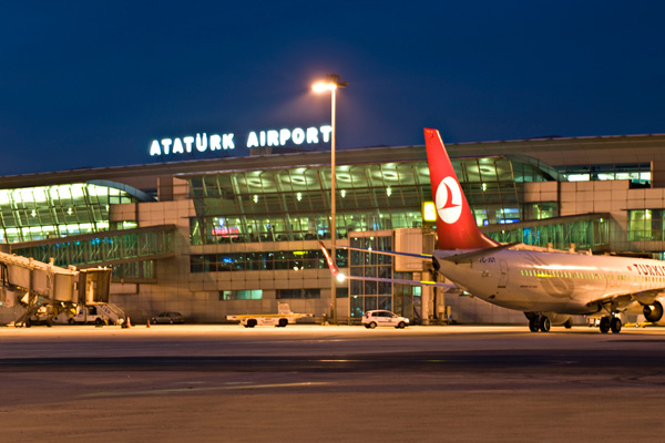 Ataturk Airport 2