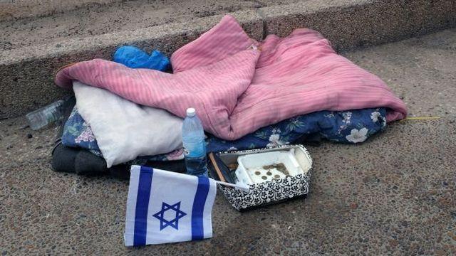 Jerusalem Beggar