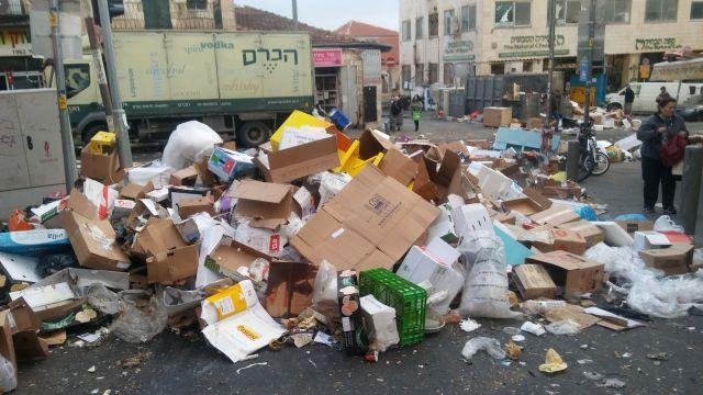 Nir Barkat Jerusalem's idiot mayor