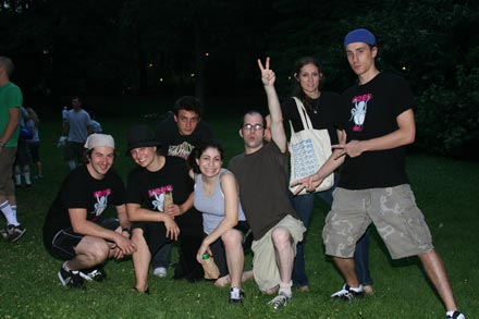 Heeb Rules Kubb and crushes the Onion
