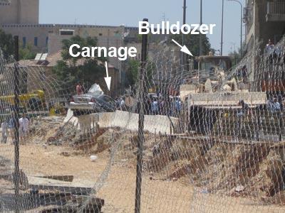 Terror on Jaffa Road