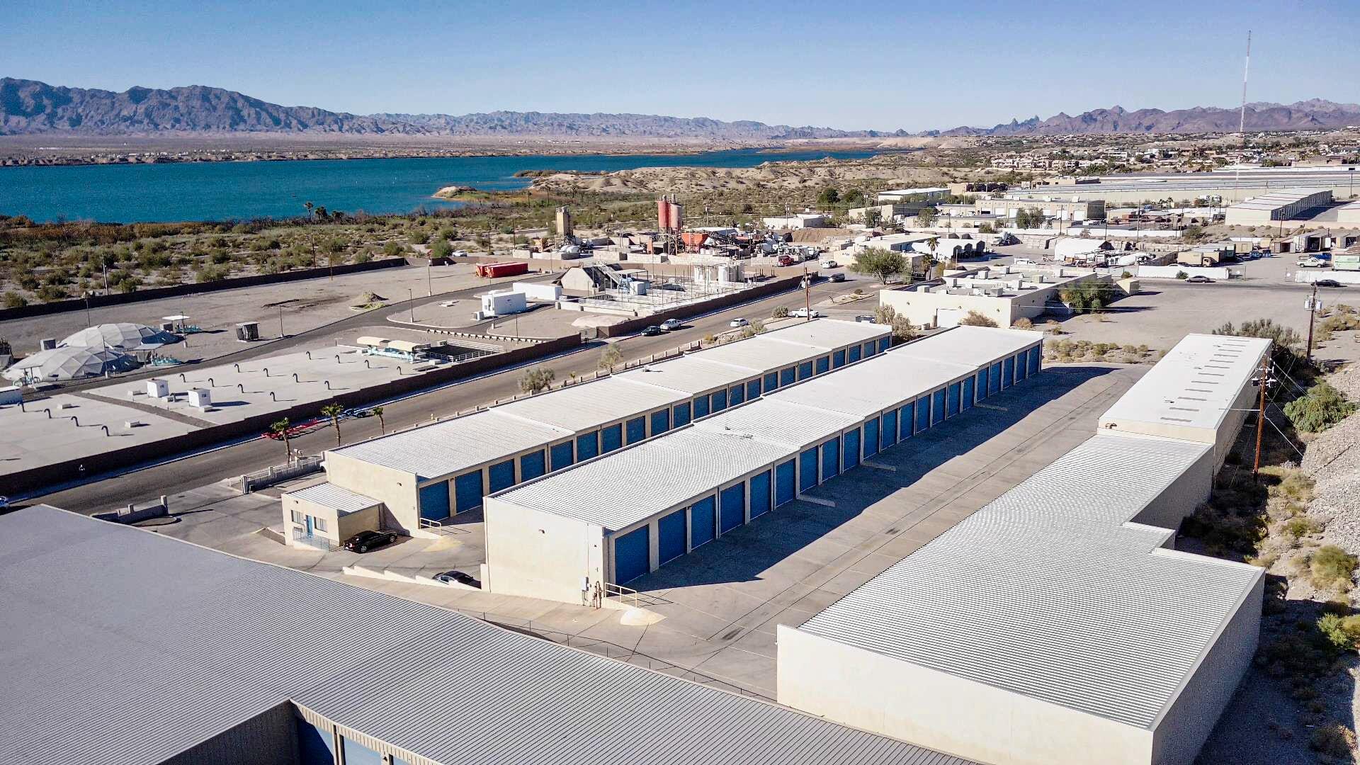The Gorden Group Announces Sale of Lakeside Storage in Lake Havasu City, Arizona.