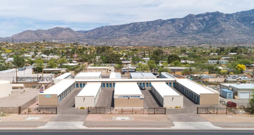 The Gorden Group Announces Sale of Catalina Self Storage in Tucson, Arizona.