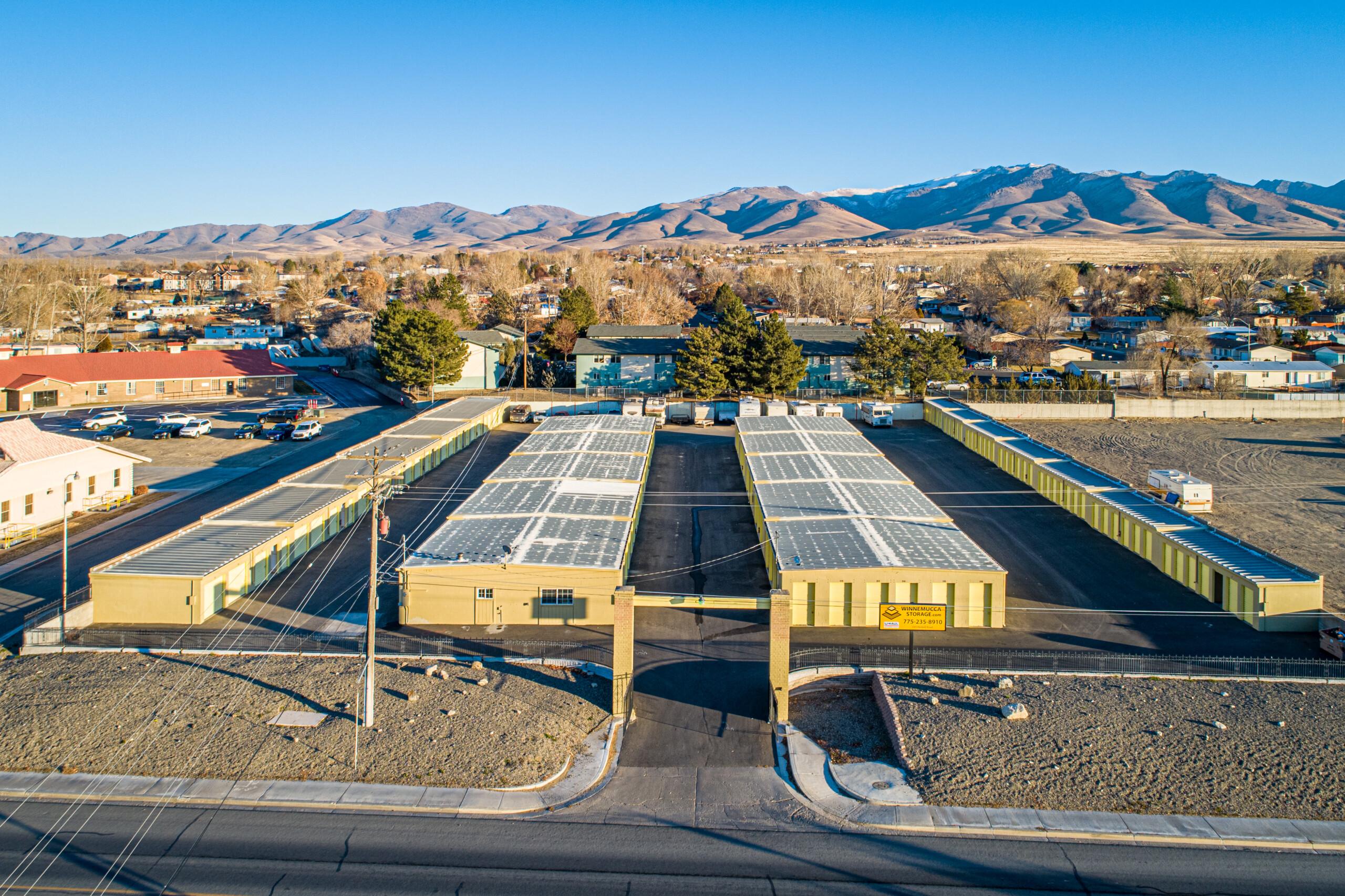 The Gorden Group Announces Sale of Winnemucca Storage in Winnemucca, Nevada.