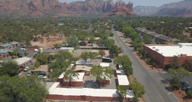 The Gorden Group Announces Sale of Sedona Self Storage in Sedona, Arizona.