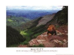 Grace Reflections Majesty poster