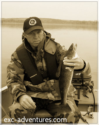 Spring Walleye Fishing With Excellent Adventures