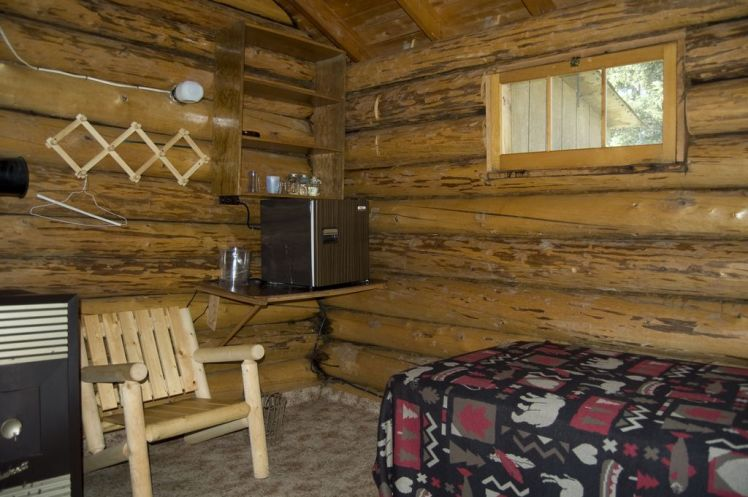Remote Fly-in Fishing Log Cabin